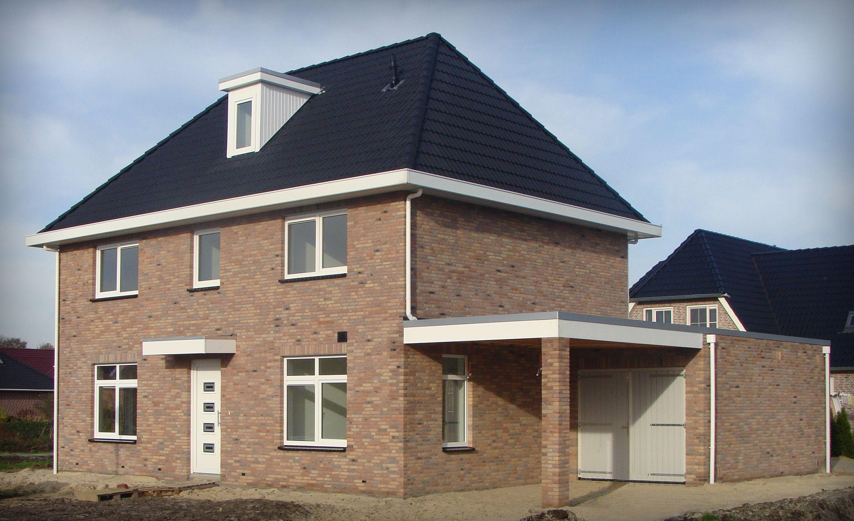 Eigen ontwerp varianthuis for Ontwerp eigen huis